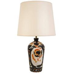 Ceramic Table Lamp by Danikowski