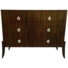 Art Deco Revival Commode