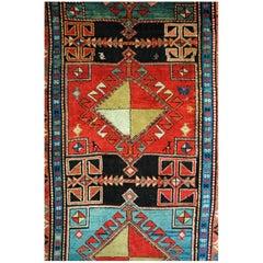 Bergama Antique Rug from West-Anatolia, Turkey, circa 1880-1900