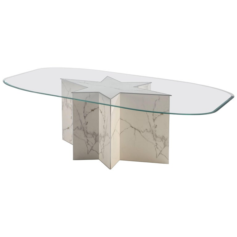 """Caterina Licitra """"Tributo A Gio Ponti"""" Star Dinning Table"""