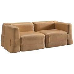 Mario Bellini Modular Sofa for Cassina