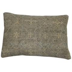 Shabby Chic Turkish Rug Pillow