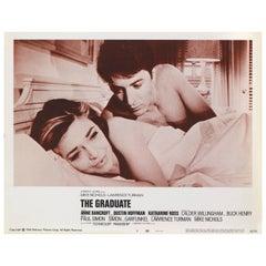 """The Graduate"" Original US Lobby Card"