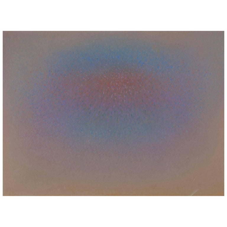 Leon Berkowitz Washington Color School Abstract Modern Painting