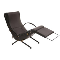 Osvaldo Borsani for Tecno P40 Convertible Lounge Chair