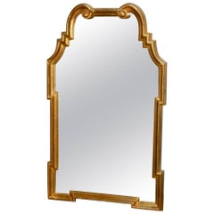 Hollywood Regency Gilded Mirror in the Manner of La Barge