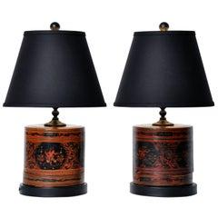 Betel Nut Box Lamps