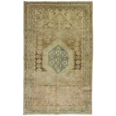 Vintage Persian Hamedan Rug