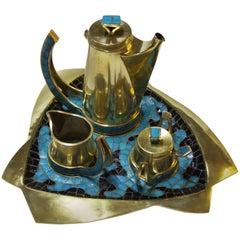 Tea Service Set by Salvador Teran
