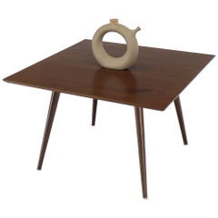 Paul McCobb Square Center Birch Coffee Table