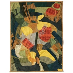 Dutch Tapestry from the 1960s by Hans A. Gorter