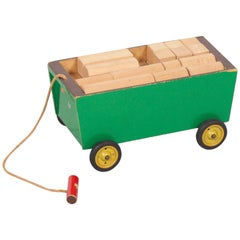 Ko Verzuu Toy Cart for Ado Holland