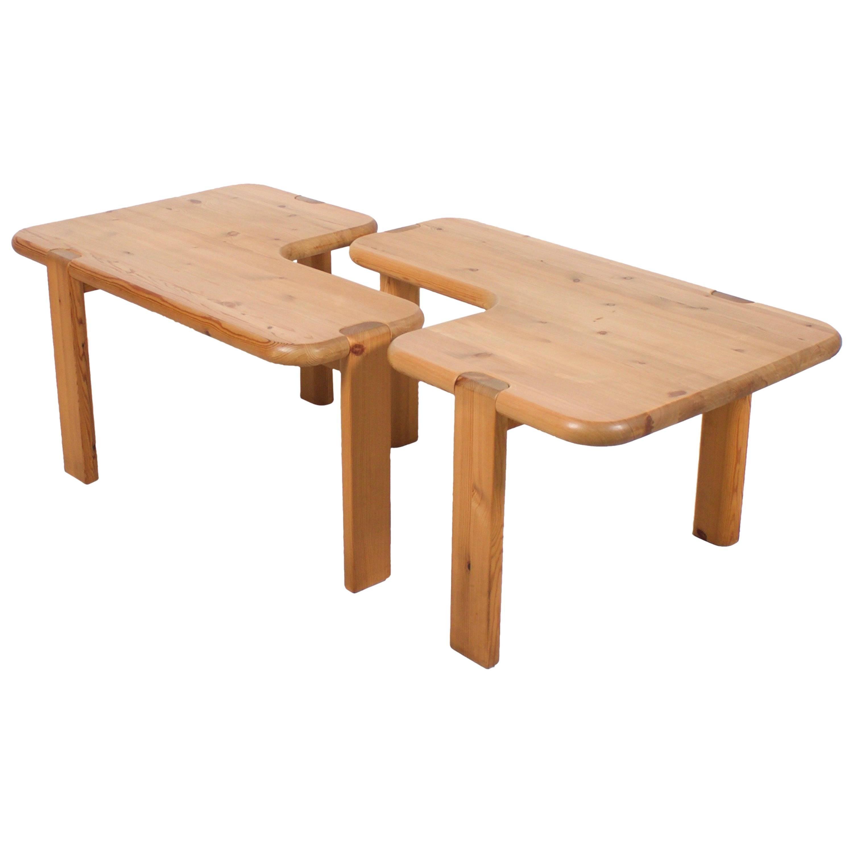 Danish Modern Teak Finn Juhl Style Reversible Coffee Table Image 7