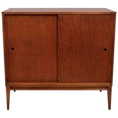 1950s Paul McCobb Planner Group Two-Door Cabinet