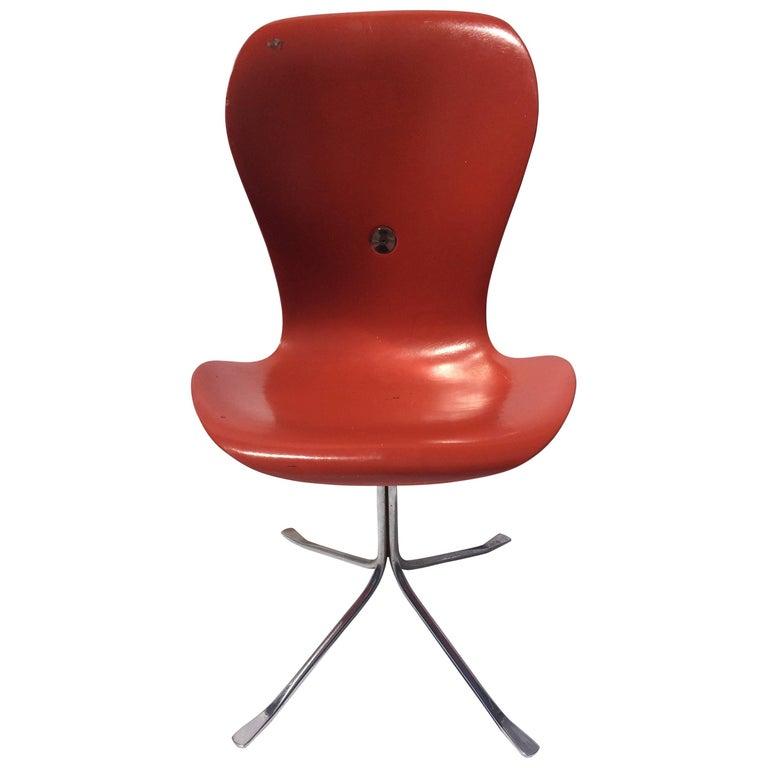 Ion Chair by Gideon Kramer