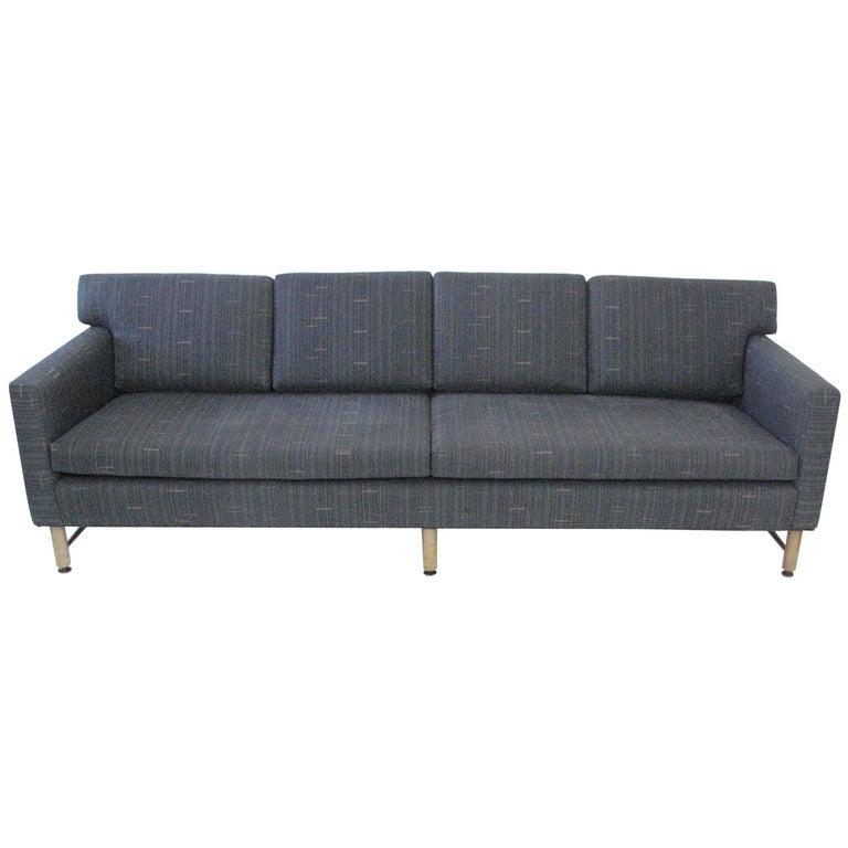 Ed Wormley for Dunbar Sofa For Sale
