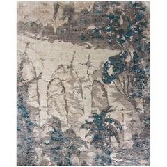 Eskayel, Cabrillo Rug, 100% Matka Silk