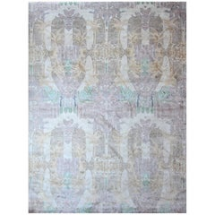 Eskayel, Clairmont Rug, Matka Silk and Wool Blend