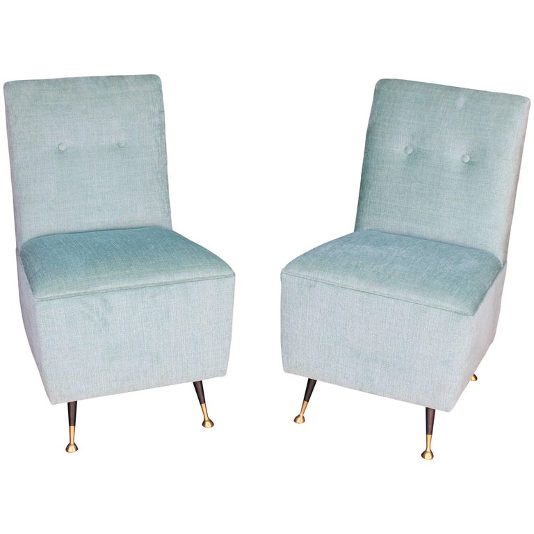 Italian Side Chairs For Sale