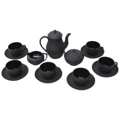 Basalt Wedgwood Tea Set
