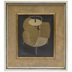 Marcel Duchamp Lithograph