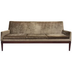 Jens Risom Danish Sofa