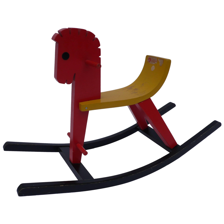 Konrad Keller Rocking Horse For Sale
