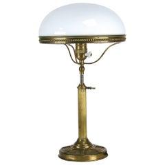 Art Nouveau Table Lamp, circa 1910