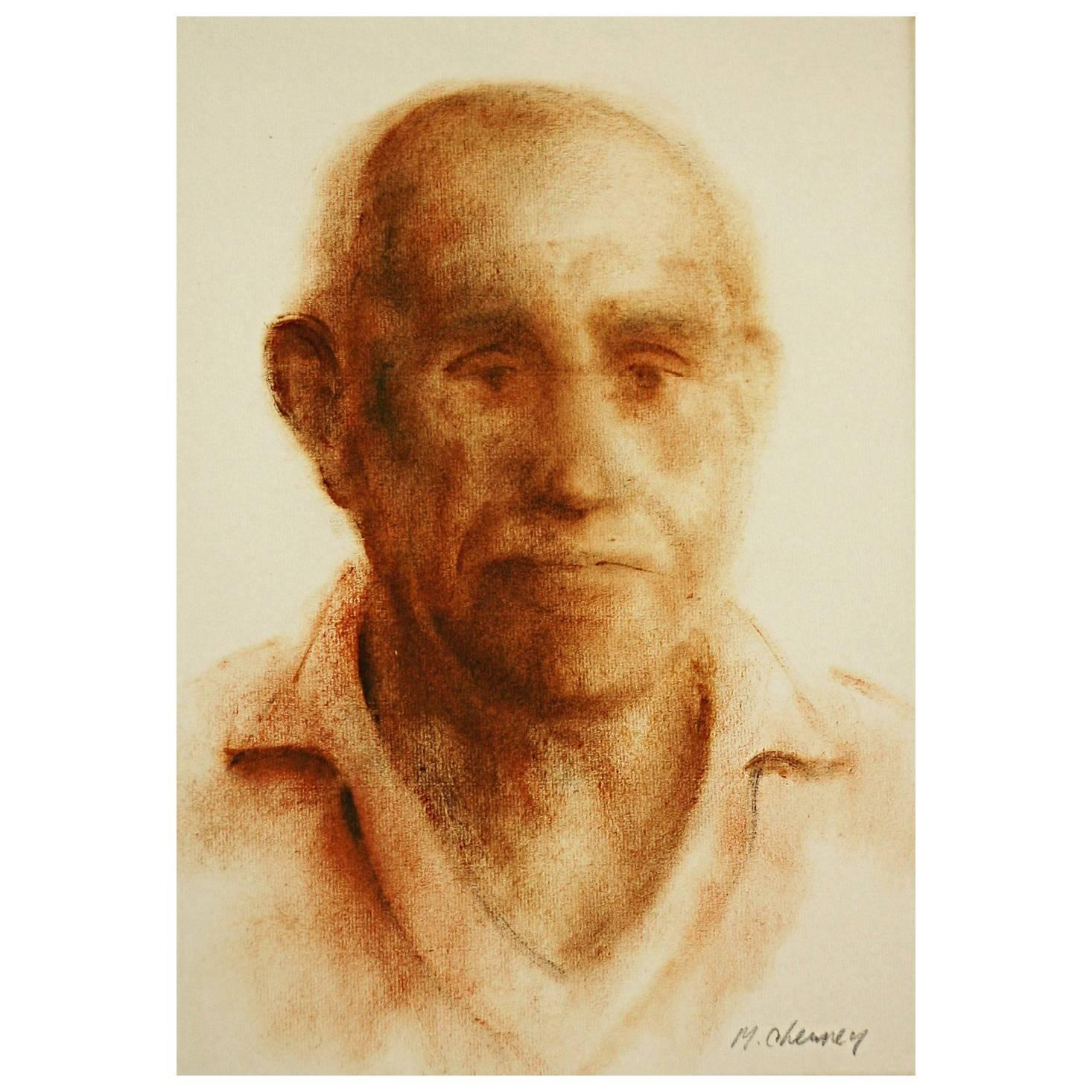 Study for Clarence Labell