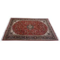 Stunning Bidjar Rug Fine Design and Vibrant Colors Hand-Knotted and Long