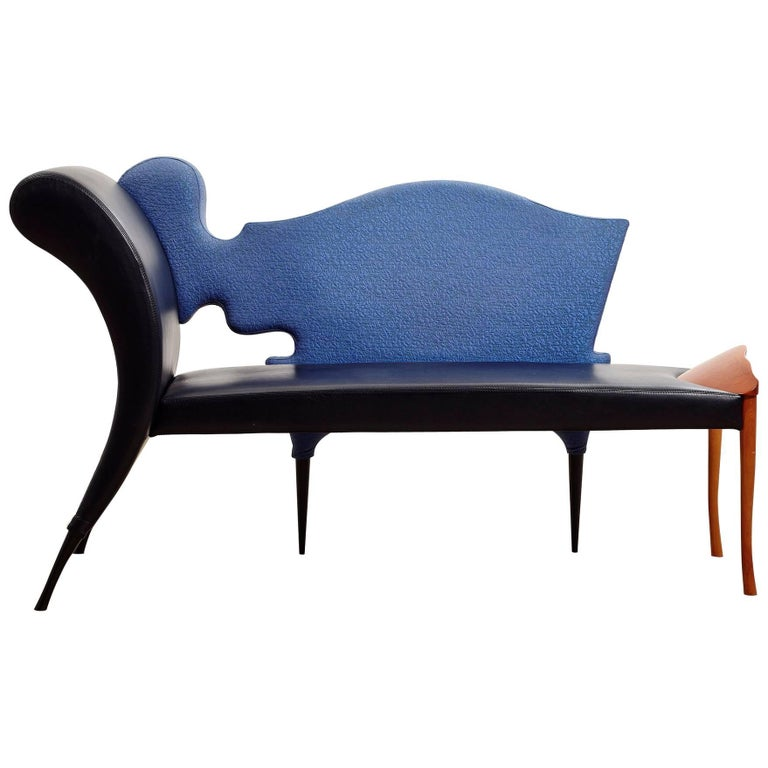 prosim sni chaise longue by borek sipek for driade at 1stdibs. Black Bedroom Furniture Sets. Home Design Ideas