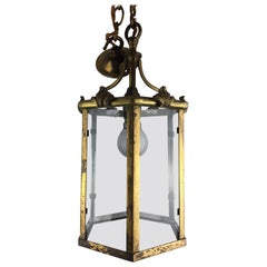 Charming Art Deco Lantern