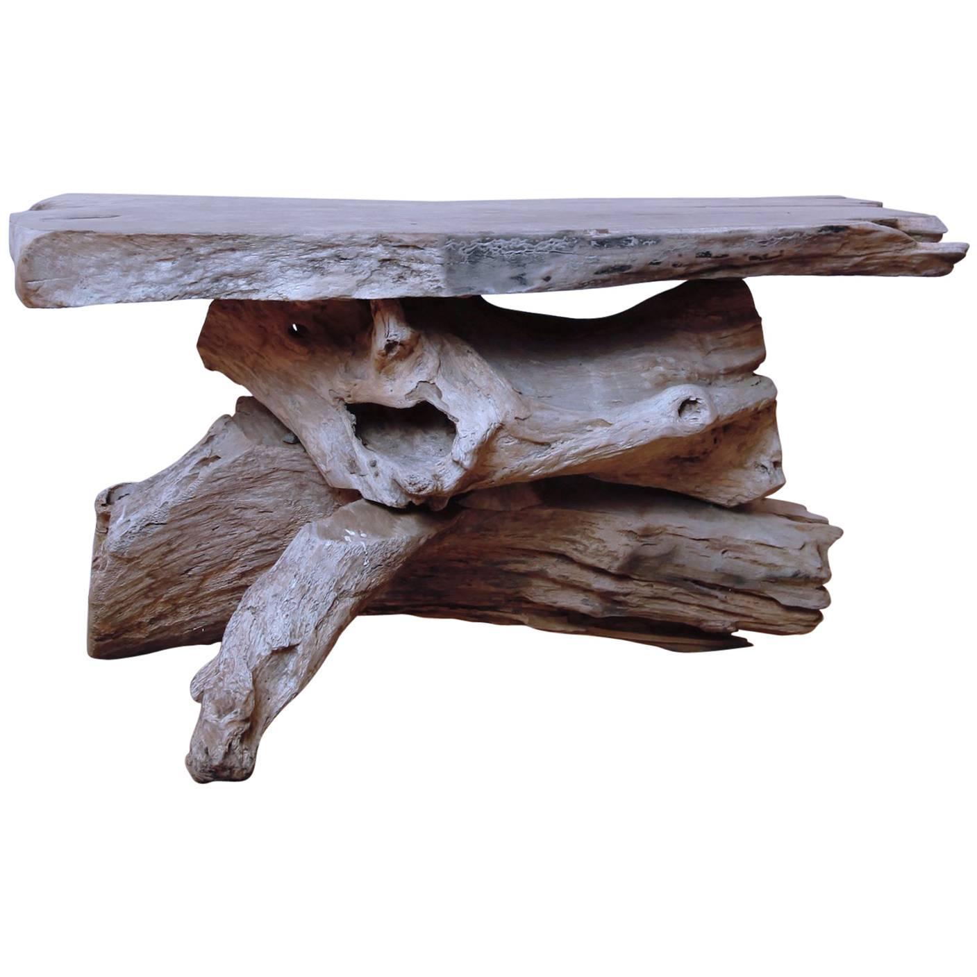 Swedish Driftwood Table