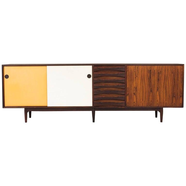 """Rosewood Sideboard """"Model 29A"""" by Arne Vodder"""