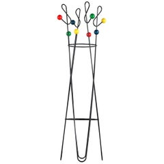 Roger Ferraud 'Cle de Sol' Coat Stand / Hang it All eames, Paris, France 1960