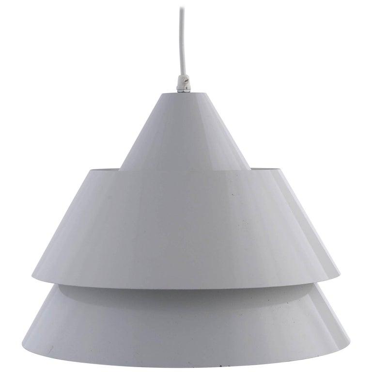 Jo Hammerborg Zone Ceiling Lamp Denmark 1969 For Sale