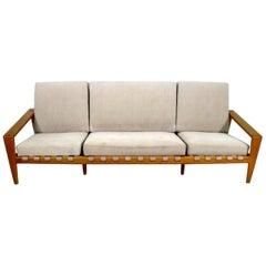 "Scandinavian Modern Sofa ""Bodö"" Designed by Svante Skogh for AB Hjertquist & Co"