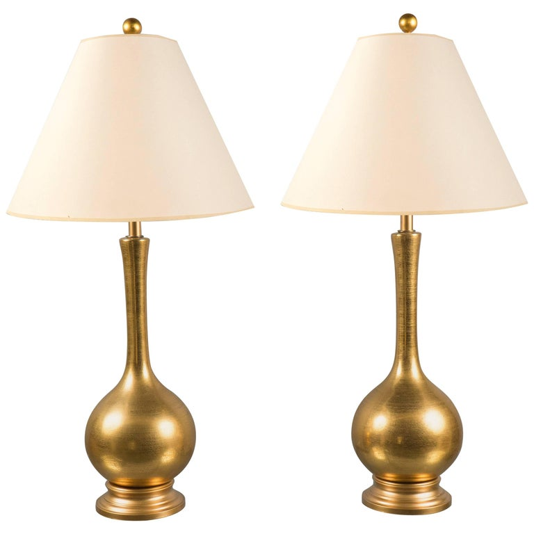 Pair of Lamps, France, 1960s For Sale