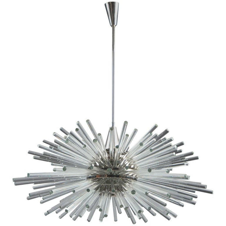 """Miracle"" Chandelier by Bakalowits & Söhne, Austria 'Vienna', circa 1970 For Sale"
