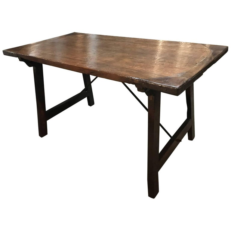 17th Century Spanish Writing Table