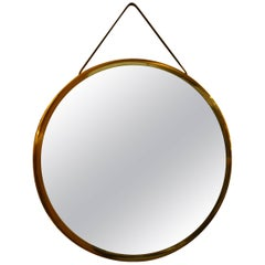 Circular Azucena Mirror by Corradi Dell'acqua