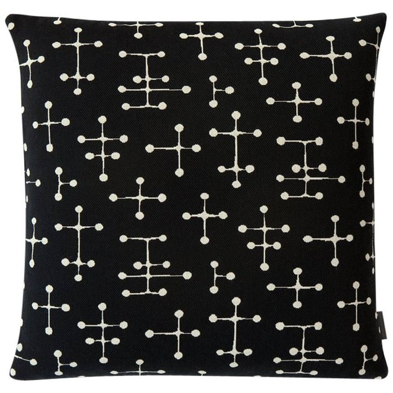 Maharam Pillow, Small Dot Pattern by Charles & Ray Eames For Sale