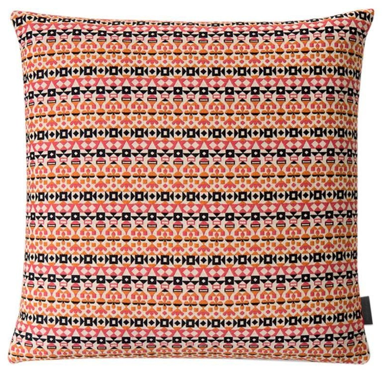 Maharam Pillow, Arabesque by Alexander Girard