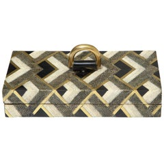 Shagreen Box, Offered by Area ID