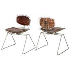 Pair of Beaubourg Chairs