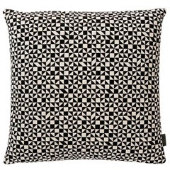 Maharam Pillow, Checker Split by Alexander Girard