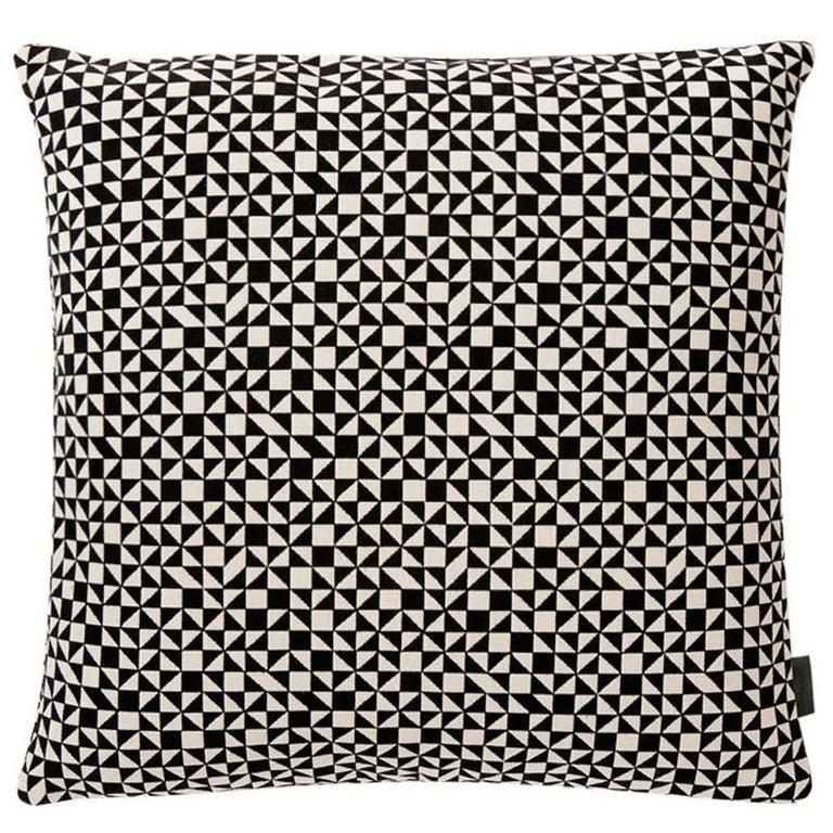 Maharam Pillow, Checker Split by Alexander Girard For Sale