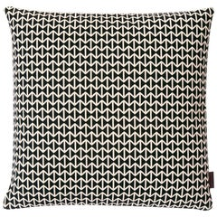 Maharam Pillow, Double Triangles by Alexander Girard