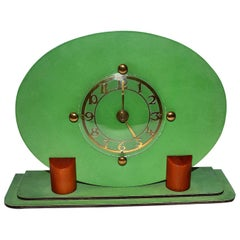 Superb 1930s English Clock by GEC
