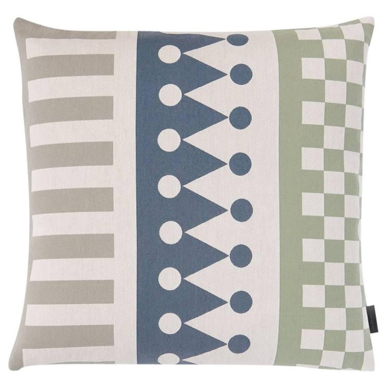 Maharam Pillow, Palio by Alexander Girard For Sale